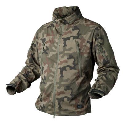 Куртка TROOPER Цвет PL Woodland. Helikon-teх.