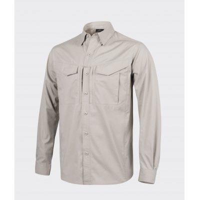 Рубашка DEFENDER MK2 Long Sleeve Helikon цвет Khaki