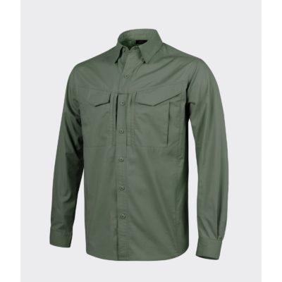 Рубашка DEFENDER MK2 Long Sleeve Helikon цвет Olive-Green