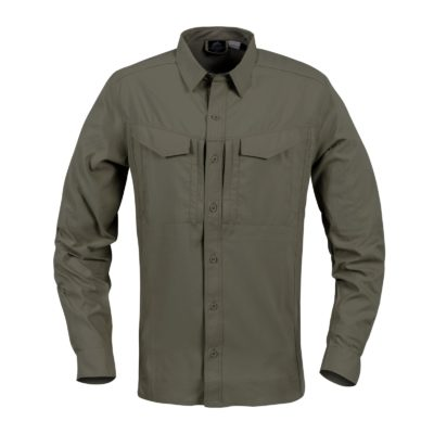 Рубашка DEFENDER MK2 Tropical Helikon, цвет Dark Olive