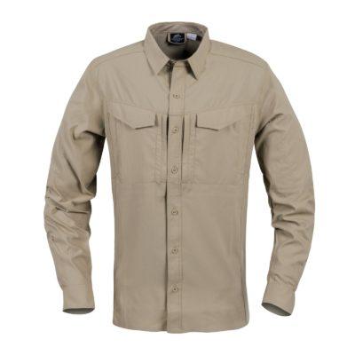 Рубашка DEFENDER MK2 Tropical Helikon цвет Silver Mink