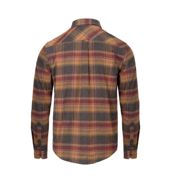 Рубашка GreyMan Helikon, цвет Amber Plaid