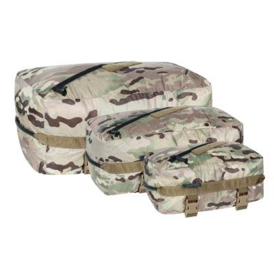 Компрессионные сумки Packcell Helikon цвет Multicam
