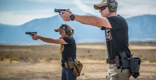 Стрелковый пояс NAUTIC SHOOTING BELT®