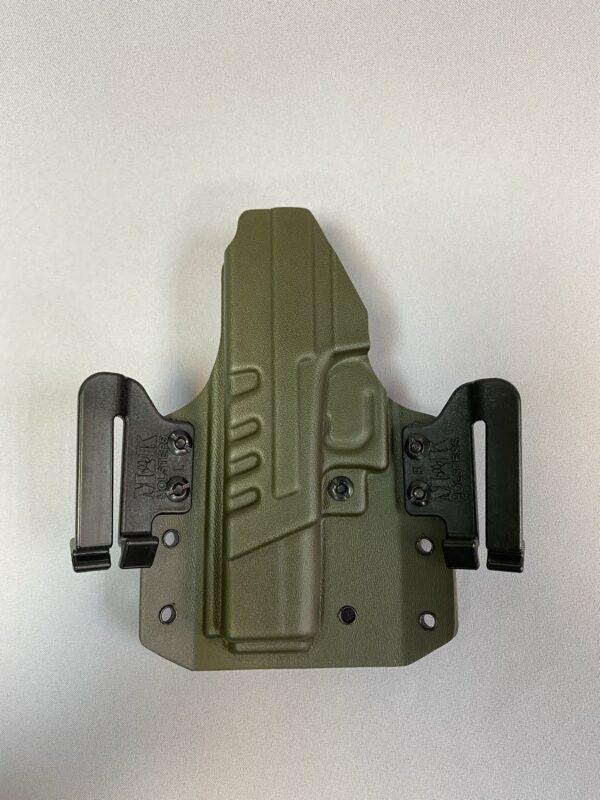 Кобура Glock 17 , цвет олива
