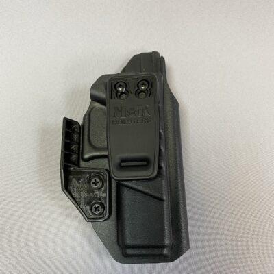 Кобура Glock 17 скрытая , цвет черный